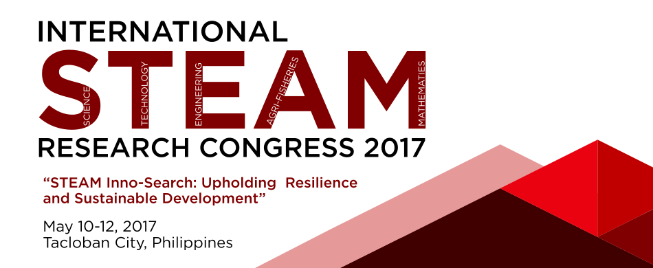 CALL FOR PAPERS International STEAM Research Congress 2017